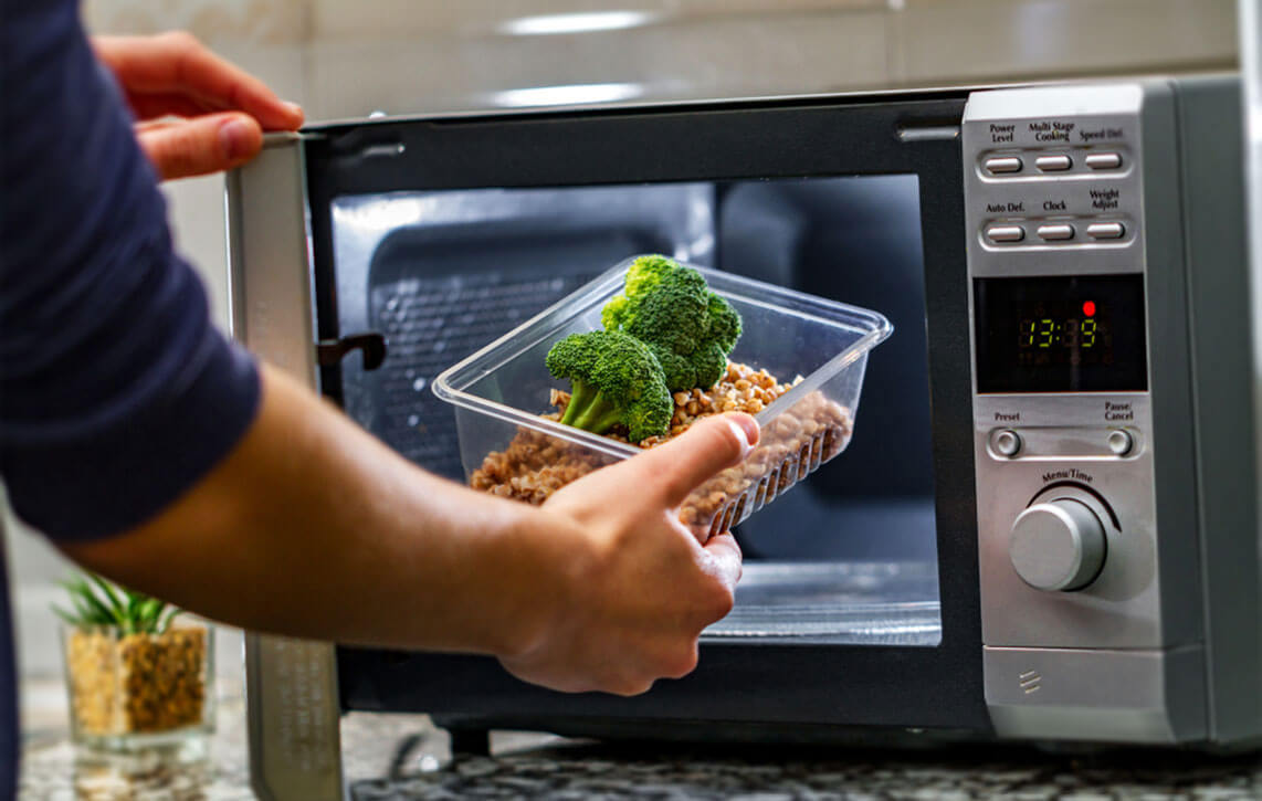 Are microwave meals bad for you? 1