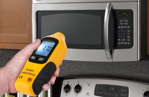 How much microwave radiation is dangerous?